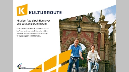 Kulturroute Cover