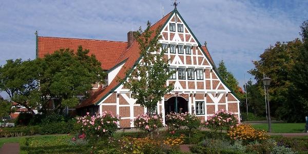 Rathaus Jork