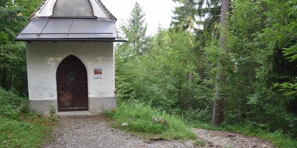 Stationskapelle des Kalvarienbergs Füssen