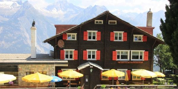 Breghotel Alpenrösli Unterbäch