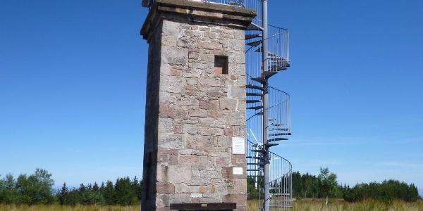 Signalturm, auch Bismarckturm genannt