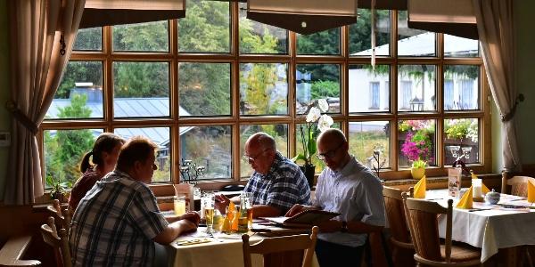 Ambiente im Restaurant