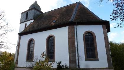 Kirche Heiligenmoschel