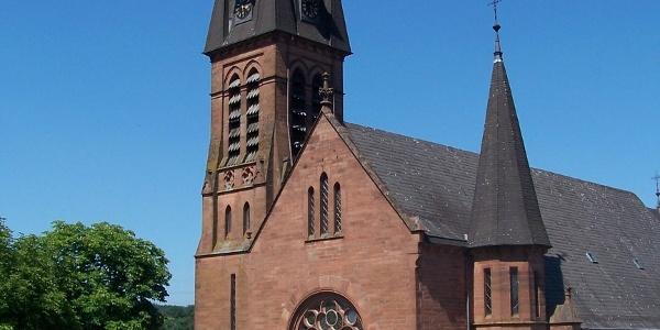 Kath. Kirche Otterbach