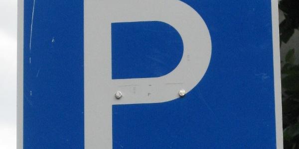 Bergschluchtenpfad Ehrenburg_Parkplatz Ehrenburg