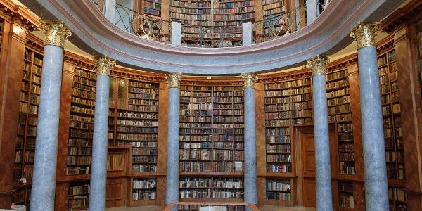 A Pannonhalmi Bencés Főapátság könyvtára