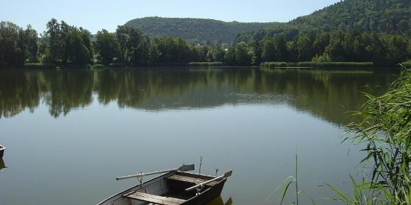 Silbersee bei Kindsbach