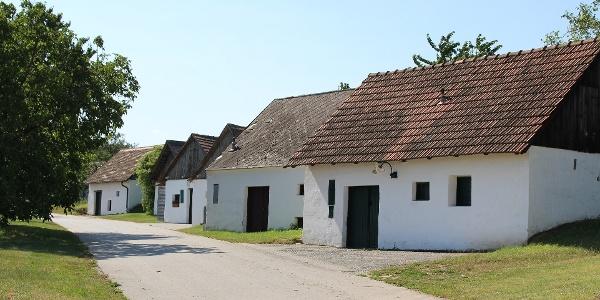 Kellergasse Poysdorf