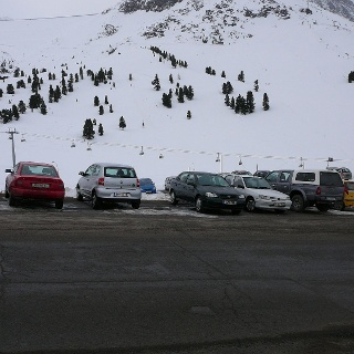 Parkplatz Kühtai