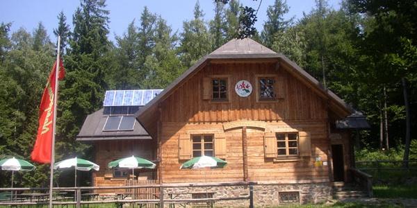 Das Öko-Schutzhaus am Gföhlberg
