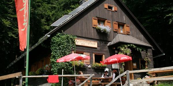 Unsere Grimminghütte