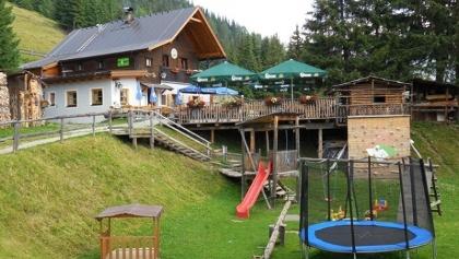 Die Vinzenz Biedner Hütte