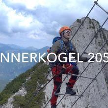 DONNERKOGEL 2054M Klettersteig