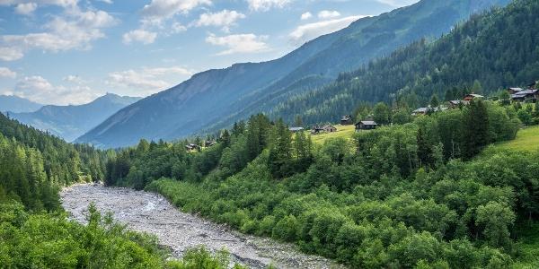 Switzerland's Val Ferret