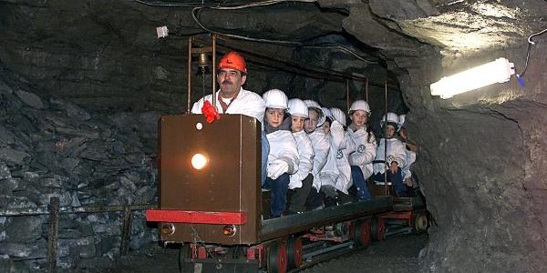 Kalkbergwerk am Königsberg in Wolfstein