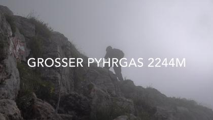 GROSSER PYHRGAS 2244M Hofersteig