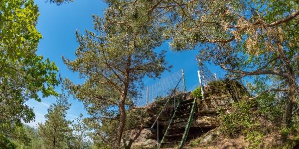 Aussichtspunkt Rabenfels