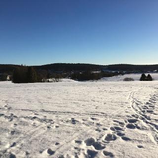 Winter in Clausthal-Zellerfeld Foto: S. Hoheisel