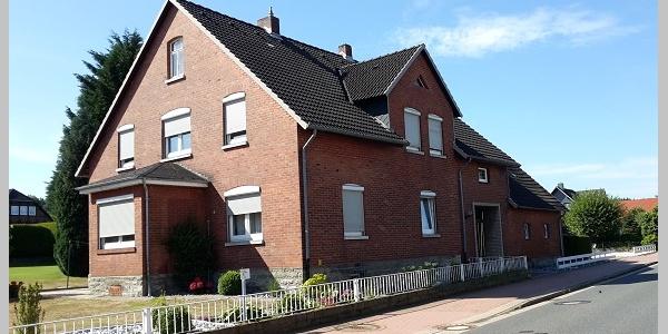 Ferienwohnung Hirsch-Schaper, Eingang