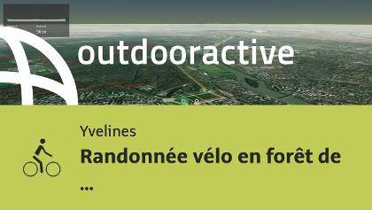 Randonnée à vélo en Yvelines: Randonnée vélo en forêt de Saint-Germain-en-Laye