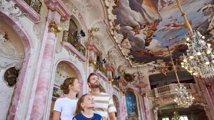 Schloss Bückeburg, Festsaal
