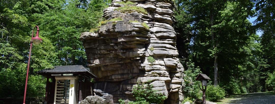 Aussichtsfelsen Greifensteine