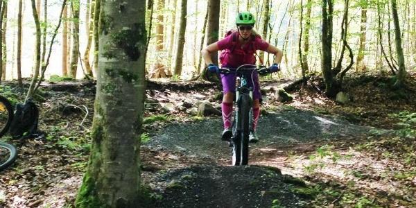 Bike-Parcour Au-Schoppernau