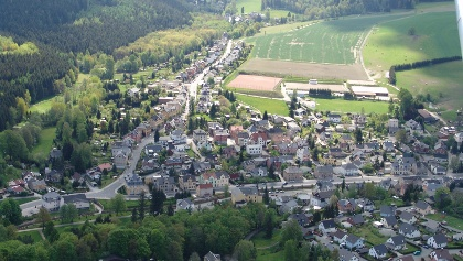 Luftbild Gemeinde Ellefeld
