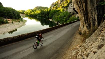 Sur les Routes de l'Ardéchoise : La Méridionale