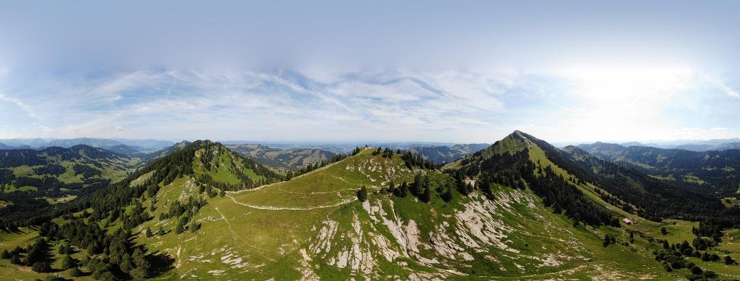 View of the Seelekopf