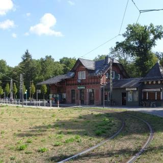 Endbahnhof Neu Isenburg