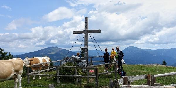Gipfelkreuz Hochanger