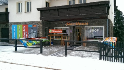 Starthaus-Oberwiesenthal