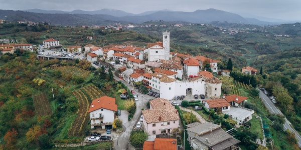 The Medieval Village of Šmartno