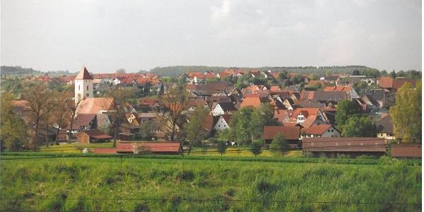 Ansicht Eutingen
