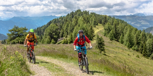 Bike-Gipfel-Panorama