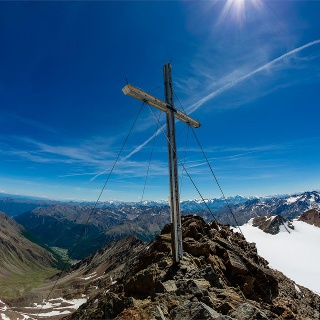 Bergtour Finailspitze