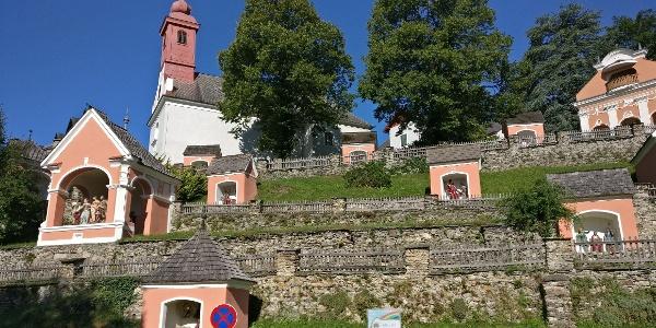 Kurort St. Radegund - Kalvarienberg