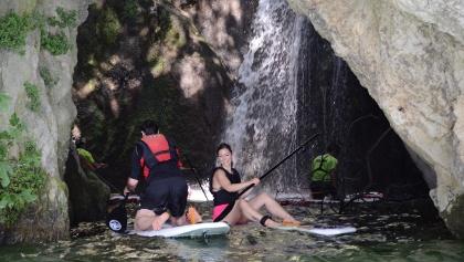 La Cascata del Ponale