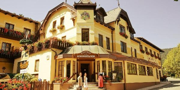 Alpen-Aktiv-Landgasthof Zur Schubertlinde (Copyright: Franz Zwickl)