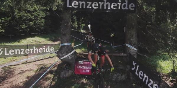 Cross Country Worldcup Strecke Lenzerheide