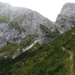 Biv. Constantini, am unteren Ende der Baba Grande