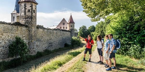 Wandern in Seßlach