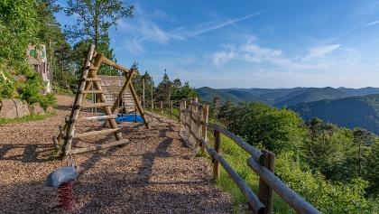 Spielplatz an der Jungpfalzhütte