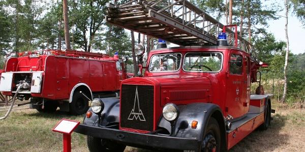 Historisches Feuerwehrmuseum Neu Tramm