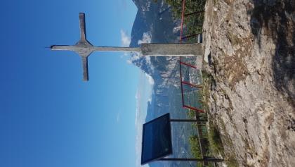 Croce del monte di Mezzocorona