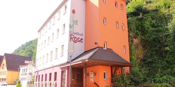 Rose Hornberg Außenansicht