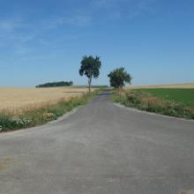 Panorama nahe Klingen (2. E.)