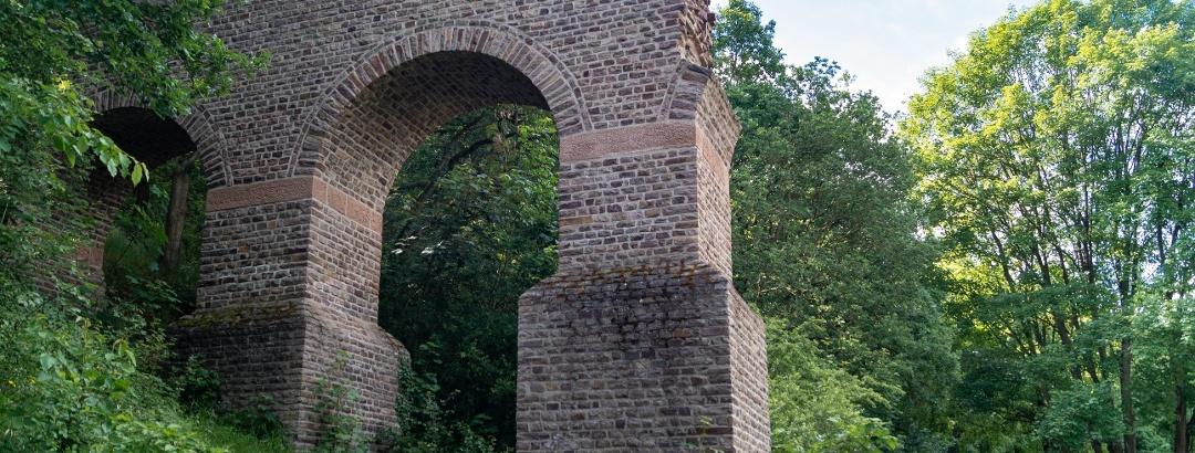 Röm. Aquäduktbrücke in Vussem