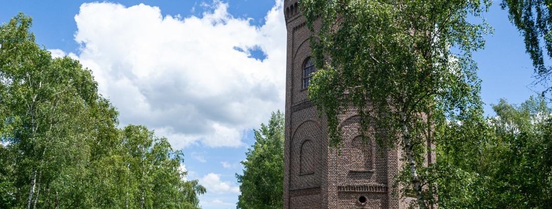 Malakovturm - letzter Schacht am Schafberg